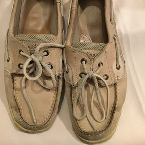 BJORNADAL Chesapeake boat shoes8 1/2 leather/nylon